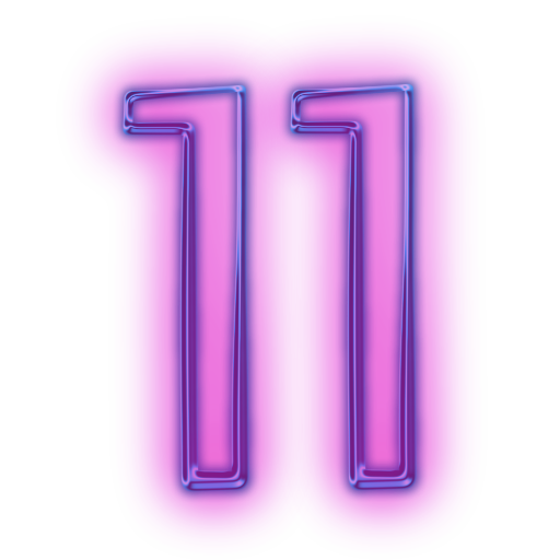 master broj 11