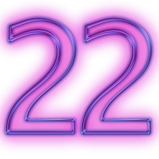 master broj 22