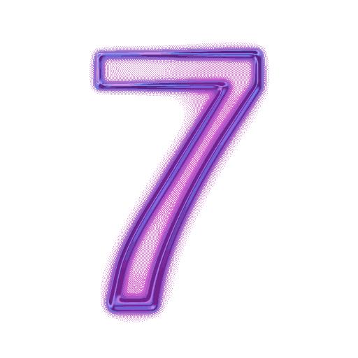 broj životnog puta 7