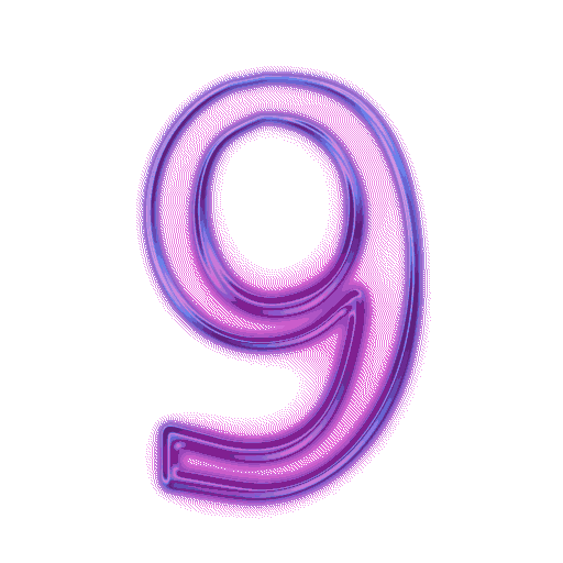 broj životnog puta 9