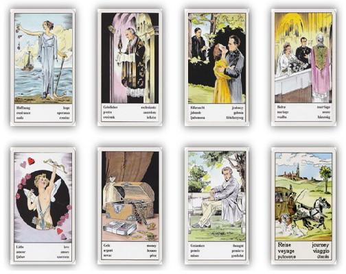 Ciganske karte - Ciganice - Tarot